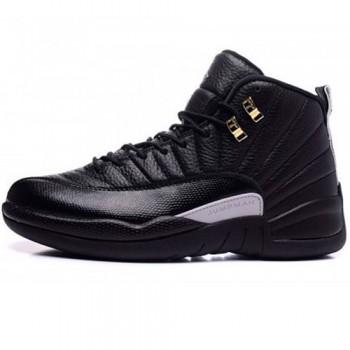 Мужские кроссовки Nike Air Jordan 12 Black
