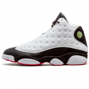 Nike Air Jordan 13 Retro Flint White/Black