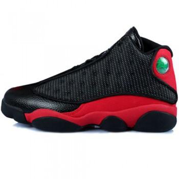 Мужские кроссовки Nike Air Jordan 13 Retro Black/Red