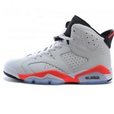 Nike Air Jordan 6 White/Coral