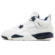 Nike Air Jordan 4 Columbia White
