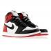 Мужские кроссовки Nike Air Jordan 1 Retro High White/Black/Red