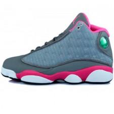 Nike Air Jordan 13 Retro Grey/Pink/White