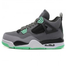 Nike Air Jordan 4 Retro Green Glow