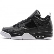 Nike Air Jordan 4 Retro Black/White