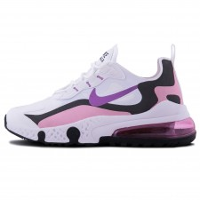 Nike Air Max 270 React Element 87 White/Pink