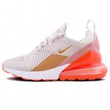 Nike Air Max 270 Light Beige/Orange
