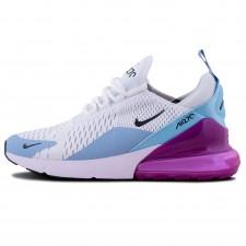 Nike Air Max 270 White/Blue/Purple