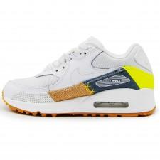 Nike Air Max 90 White Seven Color