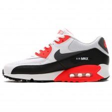 Nike Air Max 90 Essential Grey/Black/Red