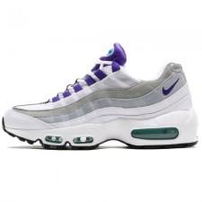 Nike Air Max 95 White/Grey/Purple