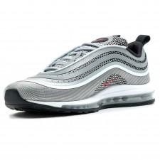 Nike Air Max 97 Ultra Silver/Red/Black/White