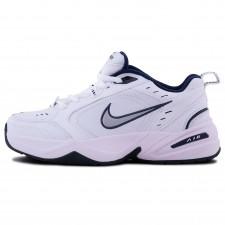 Nike Air Monarch IV White/Blue