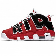 Nike Air More Uptempo Red/Black