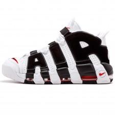 Nike Air More Uptempo White/Black