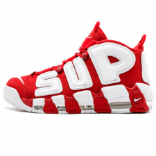 Nike Air More Uptempo Supreme Red/White