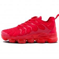 Nike Air VaporMax Plus All Red