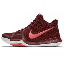 Nike Kyrie 3 Hot Punch Burgundy