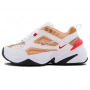 Nike M2K Tekno White/Bronze