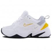 Nike M2K Tekno White/Yellow