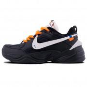 Nike M2K Tekno x OFF-White Black
