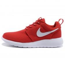 Nike Roshe Run Material Red/White