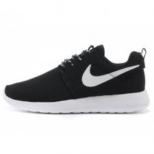 Nike Roshe Run Black White Volt
