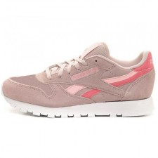 Reebok Classic Leather Beige/Pink