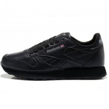 Reebok Classic Leather All Black