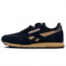 Reebok Classic Leather Utility Black