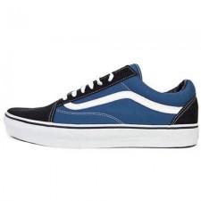 Vans Old Skool Black/Blue