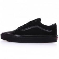 Vans Low Old Skool All Black